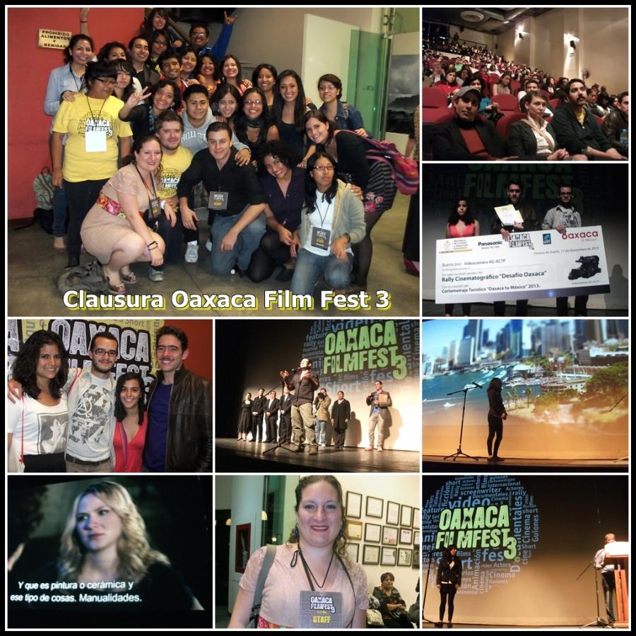 Clausura Oaxaca Film Fest 3