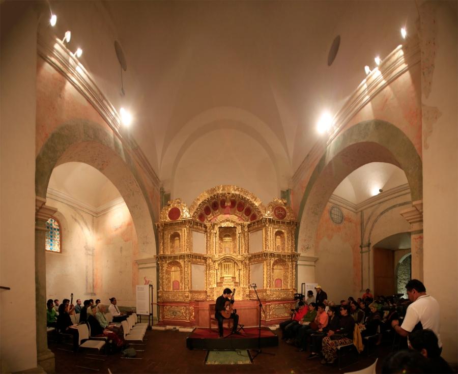 Cortesia Instrumenta capilla 1